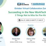 Dr Vikas Joshi hosts the Virtual Collaboration Zone for HR Tech Alliances