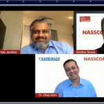 Dr Vikas Joshi Shares His Thoughts on Continuous Learning for Employees at the NASSCOM Tech Innovation Conclave